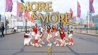 Download Lagu [KPOP IN PUBLIC] TWICE (트와이스) - More & More Dance Cover mp3