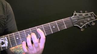 Rammstein Keine Lust Guitar Lesson