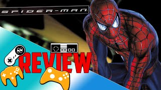 Review: Spider-Man The Movie Game - (Xbox/PC) [HD] (2 PACK)