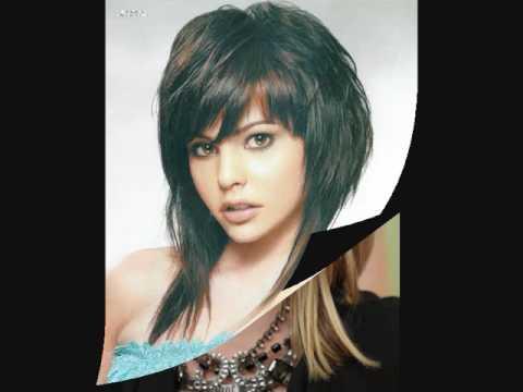 long shag hairstyles women