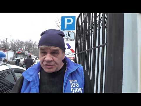 СтопХам Общественник и Инспектор ДПС провели мини- рейд у Аксайского районного суда