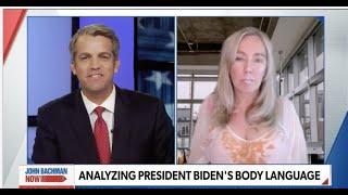 2021 NewsMax - Body Language breakdown of Biden during his first 100 days