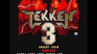 Trailer: Tekken 3 (PS1)