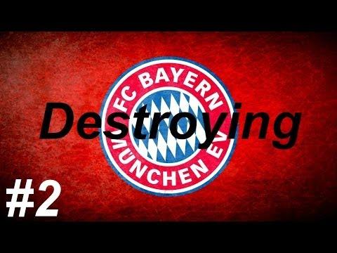 Fifa 14 - Destroying Bayern Munich - Episode 2