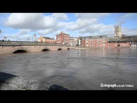 UK weather: Cole Moreton's three-day flood diary