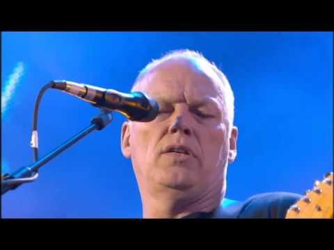 01 Pink Floyd /  Speak to me  /  Breathe LIVE 8