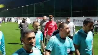 футбол. Обзор матча Спартак-Марибор. 1-1