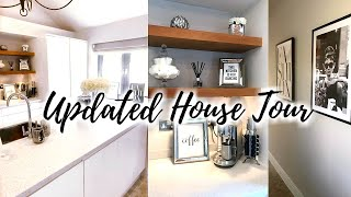 Updated House Tour // Progress So Far