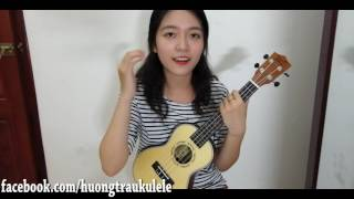 [Ukulele tutorial] CÓ EM CHỜ - MIN ST319