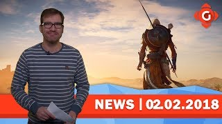 Assassin's Creed: Gerüchte um Name und Setting - Red Dead Redemption 2:Release-Date | GW-NEWS