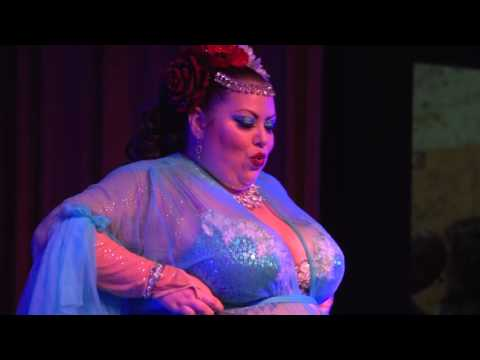 Harlow Holiday - Ohio Burlesque Festival Friday Night All Stars