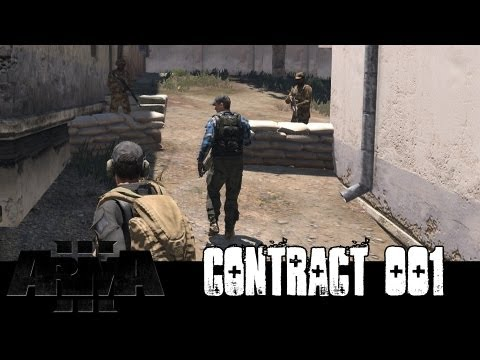 The Right Price - Contract 001 - ArmA 3 Altis Gameplay