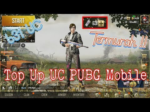 Cara Top Up Uc Pubg Mobile Via Aplikasi Shopee Youtube