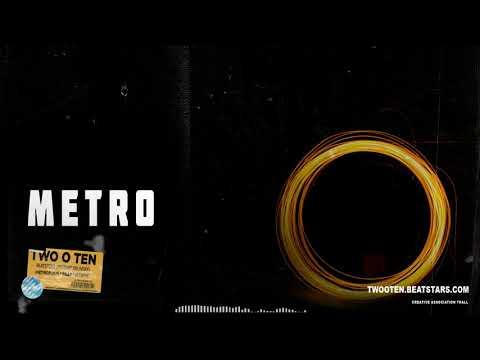 "Sad Ambient Trap Beat | Emotional Rap Instrumental – ""METRO"" Dark Type Beats"