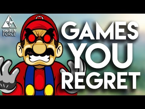 The 14 Switch Games YOU Regret Buying