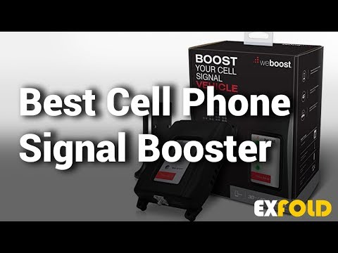 10 Best Cell Phone Signal Boosters 2018 With Price