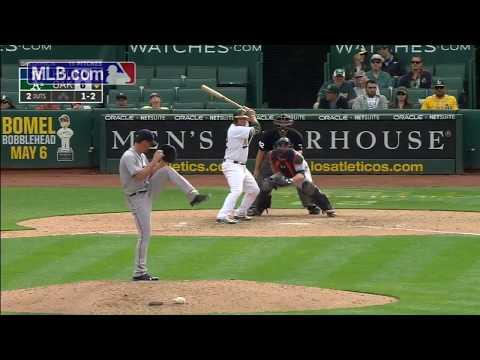 Yankees trade Chase Headley, Bryan Mitchell to the Padres for Jabari Blash