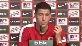 Óscar de Marcos declara que hay que derrotar al Villarreal