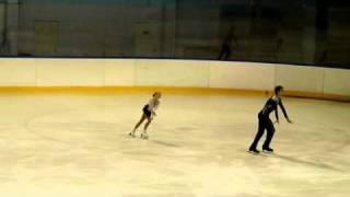 Выгалова-Закроев, ПП, 1 этап Кубка России