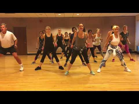 """RIGHT NOW"" Nick Jonas and Robin Schulz - Dance Fitness Workout with Free Weights Valeo Club"