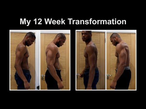 My Recent 12 Week Transformation | Muscle Memory | I'm Back!