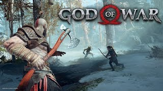 🔥EKSPLOROWANIE JEZIORA🔥 - God of War [2018] #14 [PS4]