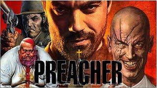 Preacher Season 2 - Opening Credits