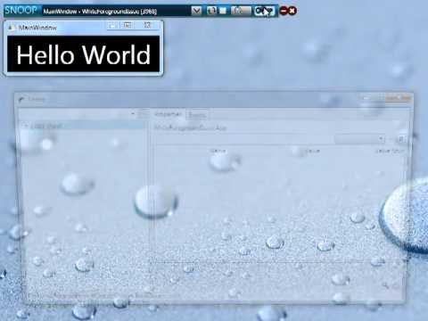 WPF – Cory Plotts' Blog