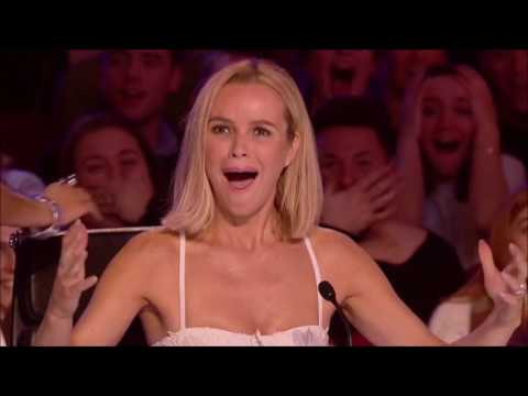 8y Old Comedian DESTROYS The Judges | Auditions 1 | Britain's Got Talent 2017