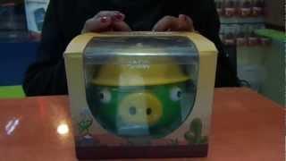 Angry Birds Radio Parlante Para Mp3 MP4 portátil