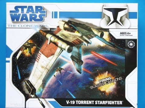 star wars clone wars v 19 torrent starfighter review youtube. Black Bedroom Furniture Sets. Home Design Ideas
