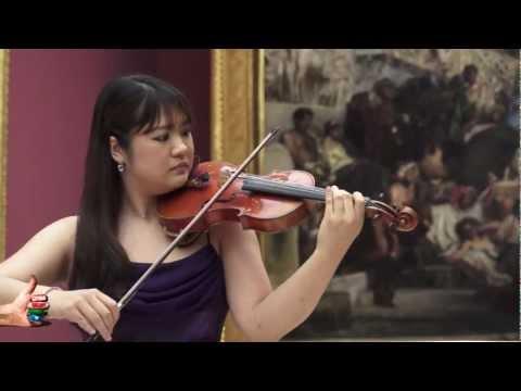 Eugene Ysaye - Sonata no.3 op.27 - Miki KOBAYASHI