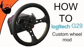 Download How To Install Custom Wheel To Logitech G29 G920 MP3, MKV