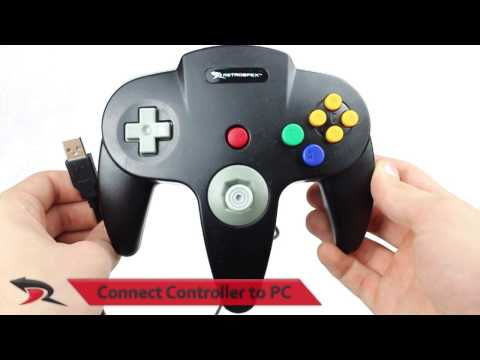 TOMEE N64 USB CONTROLLER DRIVERS FOR WINDOWS 8