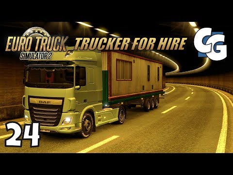 [ETS2] Trucker for Hire - Ep. 24 - Improved Company Trucks 2.0 - ETS2 ProMods 2.20 Let's Play