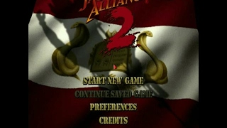 Jagged Alliance 2 gameplay (PC Game, 1999)