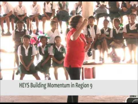 HEYS building momentum in Region 9