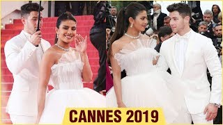 Cannes 2019 | Priyanka Chopra and Nick Jonas on the Red Carpet | 72nd Cannes Film Festival 2019