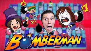 PalutenZombeyGLP  Maudado werfen mit BOMBEN  Bomberman