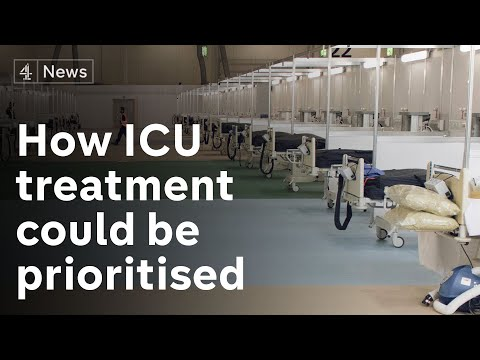 How Will UK Doctors Decide Which Covid-19 Patients Get Life-saving Treatment?