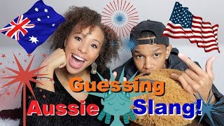 Americans Guess Australian Slang!!!