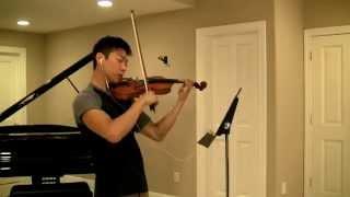 我的少女時代主題曲 - 小幸運 - 田馥甄 Hebe - 小提琴 Violin Cover By Jason Lee