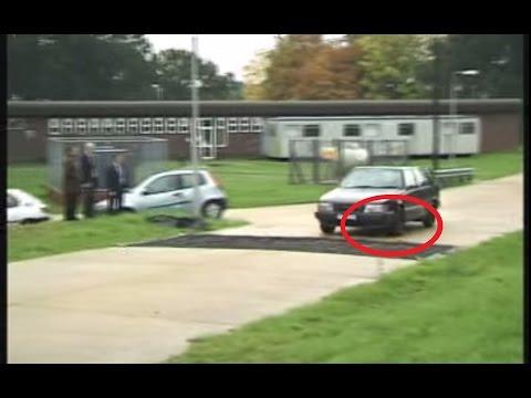 Amazing X-Net Non-Lethal Vehicle Arrest System