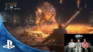 PlayStation Underground: Shu Plays Bloodborne | PS4