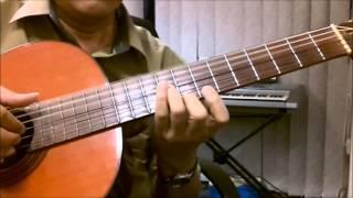 Terukir Di Bintang - Yuna Guitar Cover By Bakh Salleh