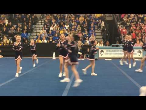 Watch CYO Debs cheerleading champion OLSS in action!
