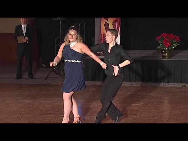 Haley 'Cha Cha' Brown—Calgary STARS Gala 2015
