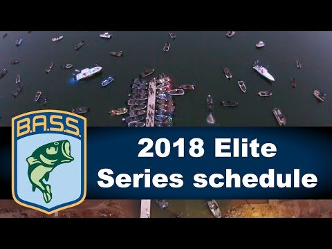2018 Elite Series schedule