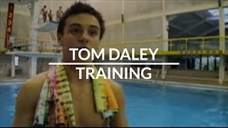 Tom Daley - Training Video