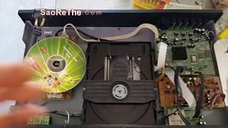 Sửa Đầu Karaoke Vitek Vk400 Continue - repair Karaoke Vitek Vk400